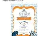 Nautical Baby Shower Invitation Wording Nautical Baby Shower Invitation Wording Printable Nautical
