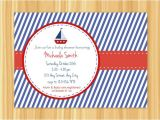 Nautical theme Baby Shower Invitations Etsy Items Similar to Custom Printable Nautical theme Baby
