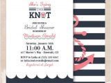 Nautical themed Bridal Shower Invitations Best 25 Nautical Bridal Showers Ideas On Pinterest