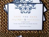 Navy Blue Wedding Invitations Kits Navy Blue Wedding Invitation Kits Various Invitation