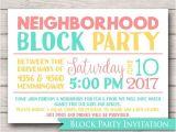 Neighborhood Holiday Party Invitation Wording Best 25 Block Party Invites Ideas On Pinterest