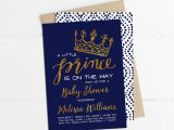 New Little Prince Baby Shower Invitations New Little Prince Baby Shower Invitations Choice Image