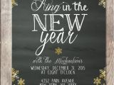 New Year Party Invitation Card Design 24 New Years Eve Invitation Designs to Inspire You