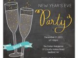 New Year Party Invitation Template New Years Eve Party Invitation Templates