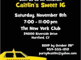 New York Party Invitations New York themed Cocktail Party Ideas Home Party theme Ideas