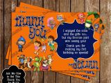 Nick Jr Birthday Invitations Novel Concept Designs Nickelodeon Nick Jr Show Birthday
