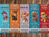 Nick Jr Paw Patrol Birthday Invitations Novel Concept Designs Paw Patrol Nick Jr Birthday