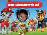 Nick Jr Paw Patrol Birthday Invitations Paw Patrol Birthday Invitations Nick Jr Digital File