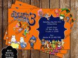 Nick Jr Printable Birthday Invitations Novel Concept Designs Nick Jr Birthday Party Invitation