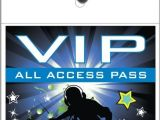 Nightclub themed Party Invitations Nightclub Dj Dance Party Vip Pass Invitation W Lanyard