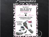 Nike Jordan Baby Shower Invitations Printable Jordan Jumpman Inspired Baby Shower by Lovinglymine
