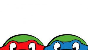 Ninja Turtle Party Invitation Template Free Free Printable Ninja Turtle Birthday Party Invitations