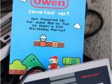 Nintendo Party Invitations 25 Best Ideas About Nintendo Party On Pinterest Mario