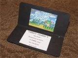 Nintendo Party Invitations Super Mario Party Invitations My Life as I Pin It