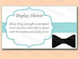 No Wrap Bridal Shower Invitation Wording Baby Shower Poem for Not Wrapping Gifts Baby Shower