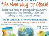 Norwex Facebook Party Invitation 17 Best Images About norwex On Pinterest