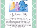 Norwex Party Invitation norwex Party Invitation – Gangcraft