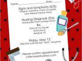 Nurse Graduation Invitations Printable 17 Best Images About Nursing Graduation Ideas 3 13 On