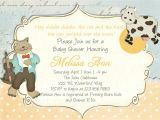 Nursery Rhyme Baby Shower Invitations Nursery Rhyme Baby Shower Invitation Cow Jumped Over the Moon