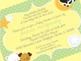Nursery Rhyme Baby Shower Invitations Nursery Rhyme Baby Shower Invitation Printable Invitation