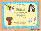 Nursery Rhyme Baby Shower Invitations Nursery Rhyme Hey Diddle Diddle Baby Shower Invitation