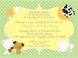 Nursery Rhyme Baby Shower Invitations Nursery Rhymes Baby Shower Invitation Printable by