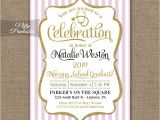 Nursing School Graduation Invitation Nursing School Invitation Printable Nurse Graduation Invites