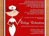 Nursing School Graduation Party Invitations Templates 14 Best Graduation Invitations Images On Pinterest Grad