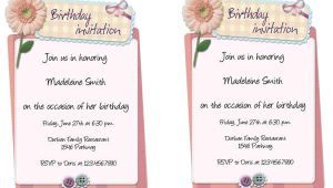 Office Birthday Invitation Template 9 Office Invitation Templates Psd Ai Word Free