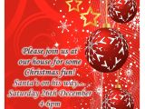 Office Christmas Party Invitation Wording Ideas Create Own Holiday Party Invitation Wording Ideas