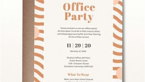 Office Party Invitation Template Editable Free Office Opening Invitation Card Template Download 767