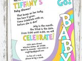 Oh the Places You Ll Go Baby Shower Invitations Oh the Places You Ll Go Baby Shower Invitation