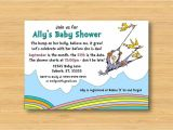 Oh the Places You Ll Go Baby Shower Invitations Oh the Places You Ll Go Baby Shower Invitation Printable