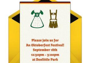 Oktoberfest Party Invitation Templates 25 Best Ideas About Oktoberfest Invitation On Pinterest