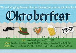 Oktoberfest Party Invitation Templates Online Oktoberfest Party Invitations Evite Com