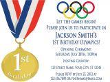 Olympic themed Birthday Party Invitations Olympics Party Invitation Mickey Mouse Invitations Templates