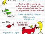 One Fish Two Fish Baby Shower Invitations Unavailable Listing On Etsy