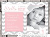 One Year Birthday Invitations Wording E Year Old Birthday Party Invitation Wording