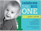 One Year Birthday Party Invitations 16 Best First Birthday Invites Printable Sample