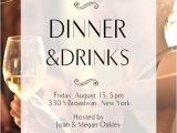 Online Dinner Party Invitations Classic Dinner Free Dinner Party Invitation Template