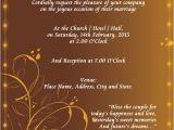 Online Editable Wedding Invitation Cards Free Download Hindu Wedding Invitation Templates Sunshinebizsolutions Com