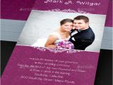 Online Editable Wedding Invitation Cards Free Download Invitation Card Template 46 Free Psd Ai Vector Eps