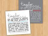 Open House Graduation Party Invitation Wording Graduation Party Invitation Square Party Invitation