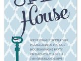 Open House Style Party Invitation Wording Open House Key Party Invitations by Invitation