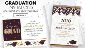Order Graduation Invitations Online order Graduation Invitations Oxsvitation Com