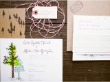 Outdoors Wedding Invitations California Outdoor Wedding once Wed