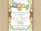 Owl Baby Shower Invitations Etsy Owl Baby Shower Invitations Diy Printable by Poofyprints