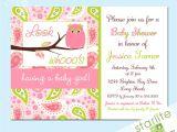 Owl Baby Shower Invitations Etsy Owl Baby Shower Invitations Etsy Various Invitation Card