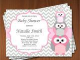 Owl Baby Shower Invitations Free Owl Baby Shower Invitation Girl Baby Shower Invitations