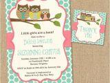 Owl Baby Shower Invitations Free Owl Baby Shower Invitations Diy Printable Baby by Poofyprints
